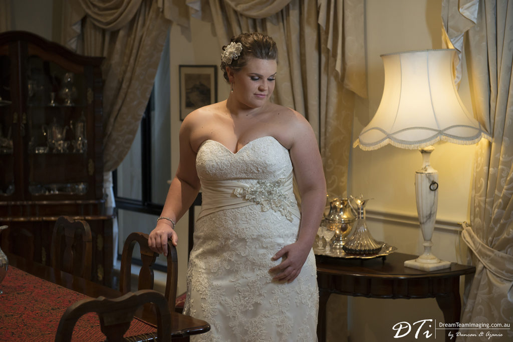 Ayers House Wedding - Megon & Michael