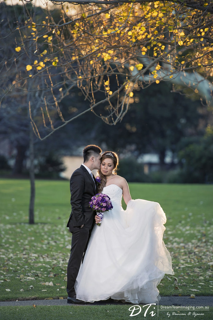 adelaide veale gardens wedding