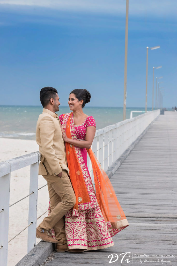 Semaphore Beach Pre wedding