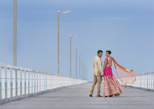 pre wedding photography services