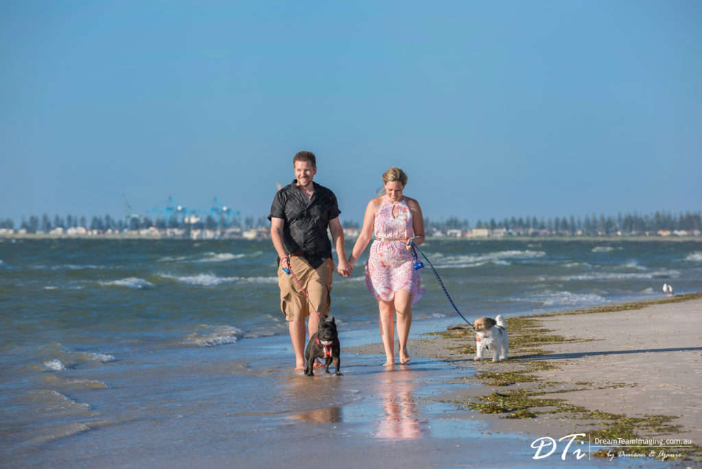 Largs Bay Pre Wedding