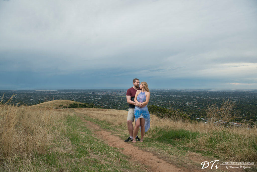 Mount Osmand Pre wedding