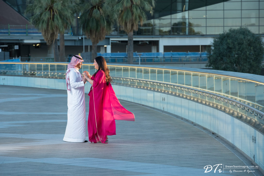 River Torrens Pre Wedding