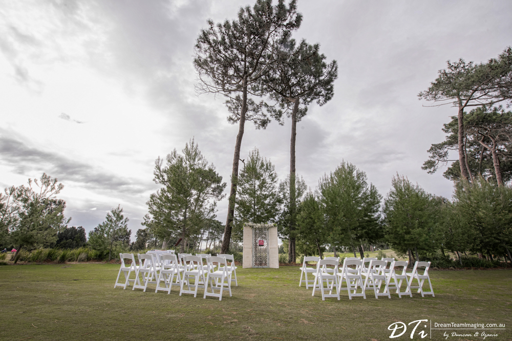 Glenelg Golf Club Wedding