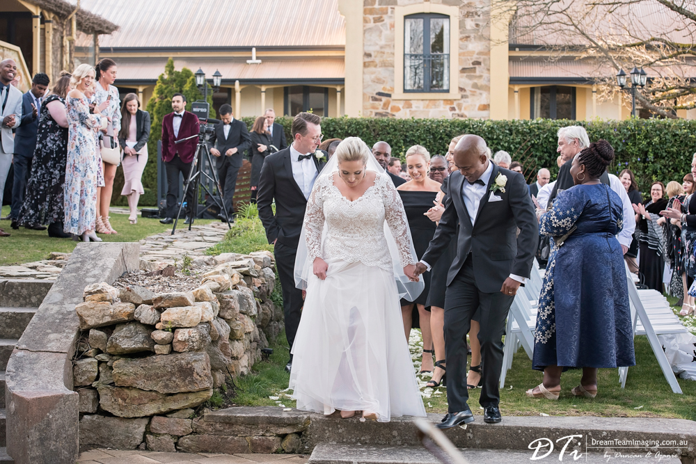 Mount Lofty House Wedding, DreamTeamImaging
