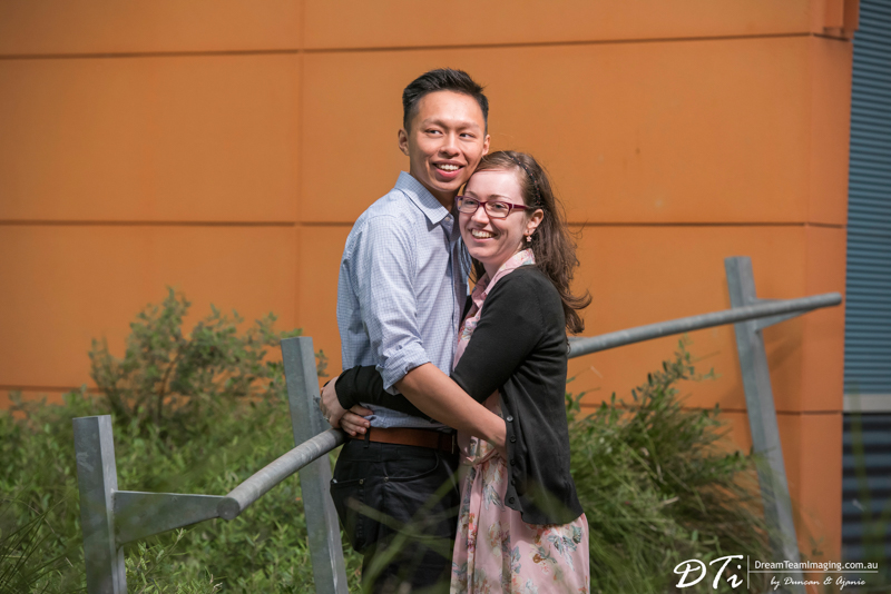 University of South Australia pre wedding