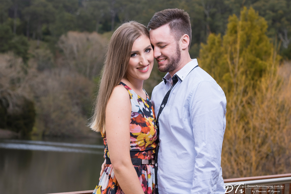 Mount Lofty Pre Wedding