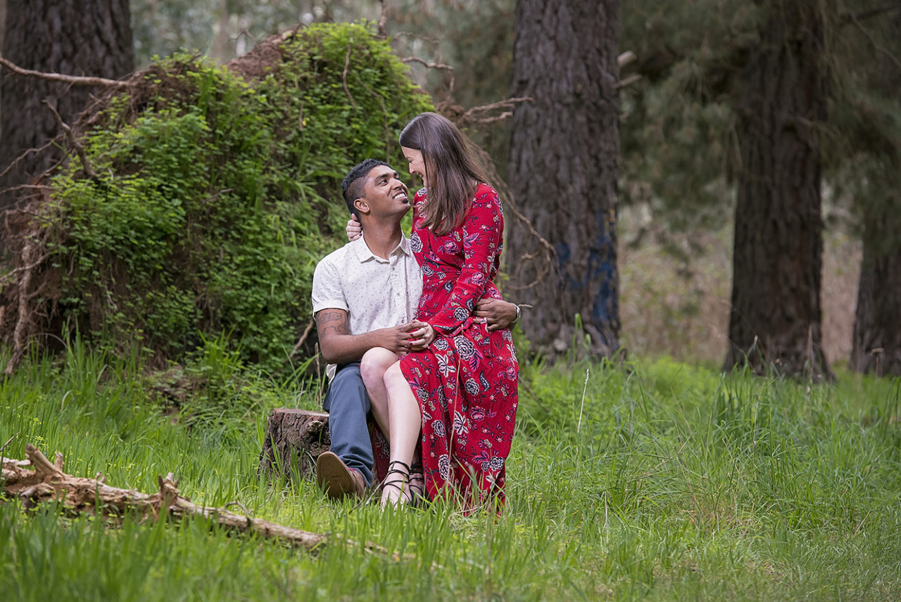 Blackwood Forest Pre wedding, Best Wedding Photographers Adelaide