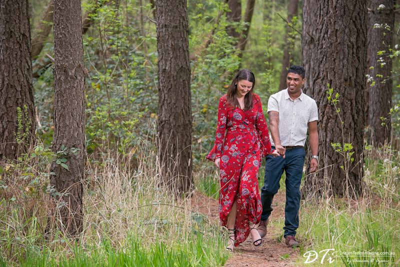 BLACKWOOD FOREST PRE WEDDING