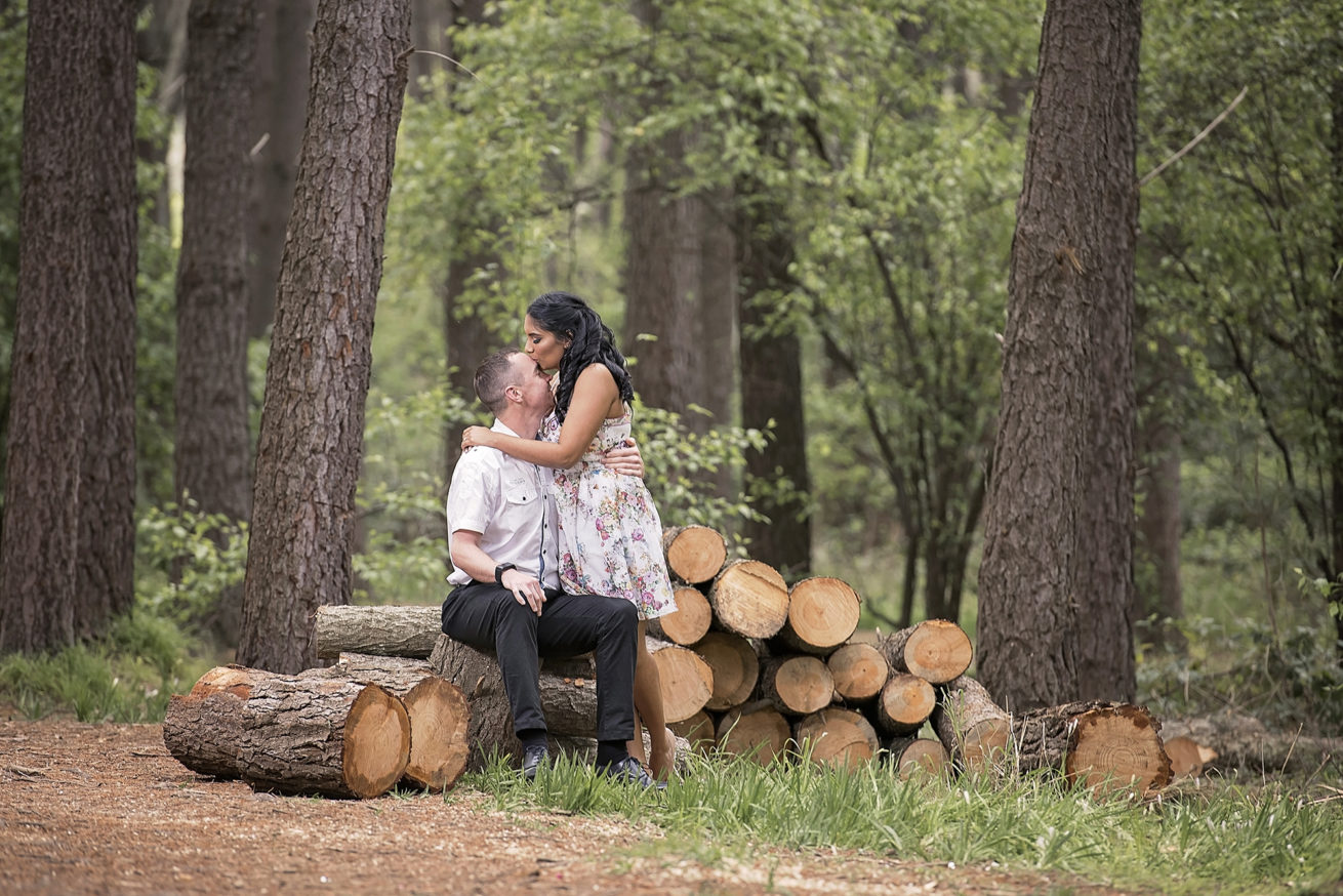 Forest Pre Wedding Adelaide, DreamTeamImaging, Adelaide Hills