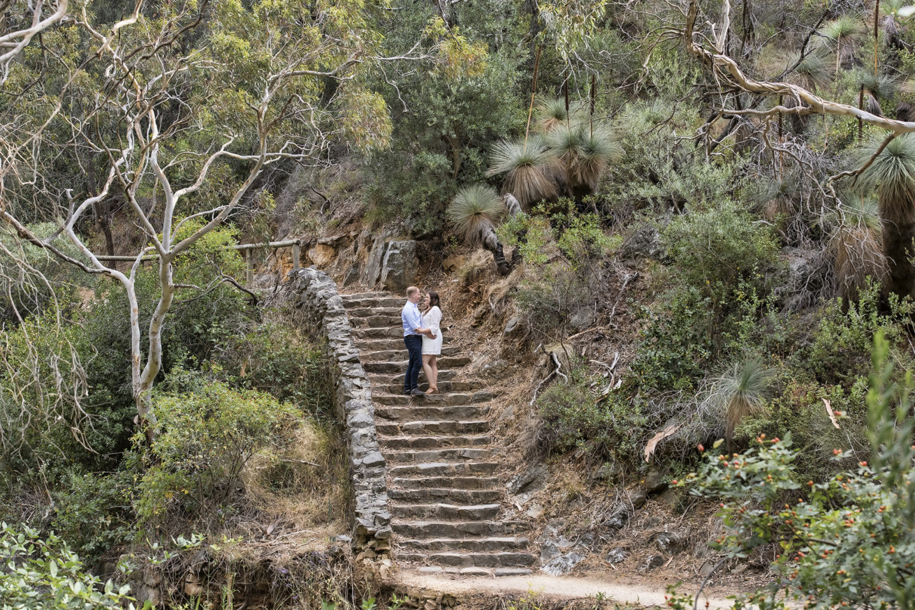 Morialta falls pre wedding, best wedding photographers adelaide