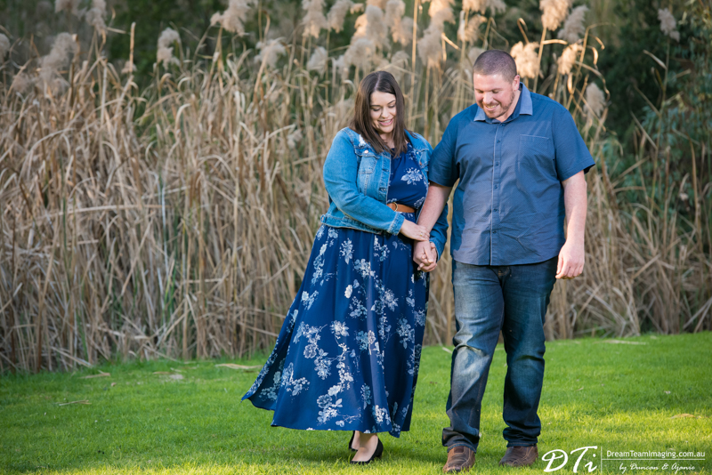 DreamTeamImaging, Linear Park pre wedding