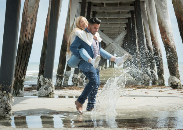 Beach Pre wedding, DreamTeamImaging