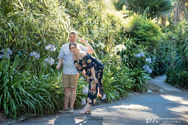 Botanic Garden Pre Wedding, DreamtTeamImaging