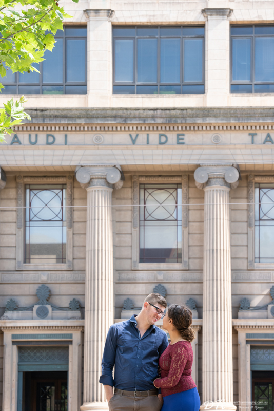 North Terrace Pre Wedding, DreamTeamImaging