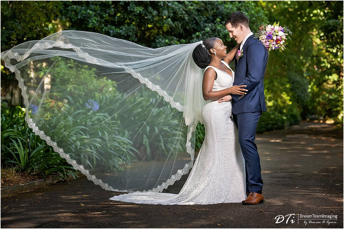 best Wedding photographers Adelaide, African wedding Adelaide, Botanic gardens weddings