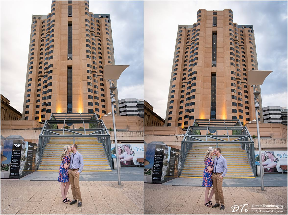 Adelaide cbd wedding photography, night wedding photography, wedding photographers Adelaide