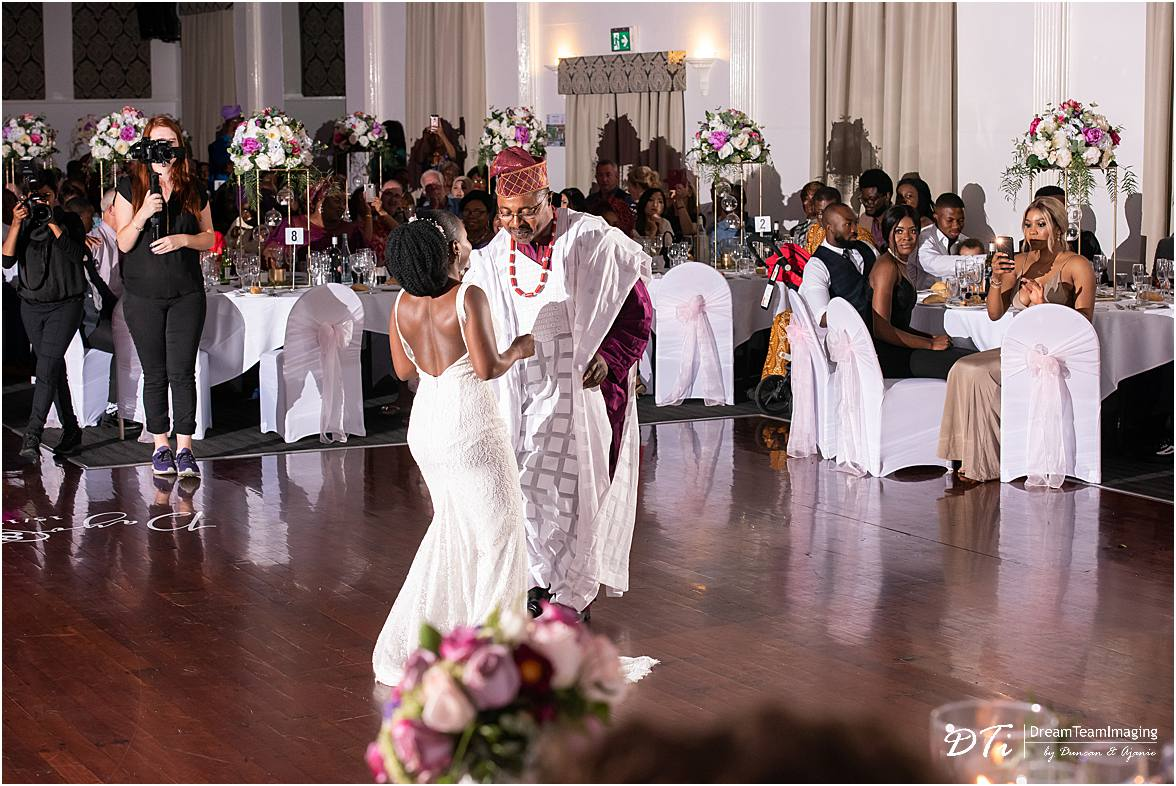 best Wedding photographers Adelaide, African wedding Adelaide, Grand Ballroom Adelaide wedding reception, father daughter dance