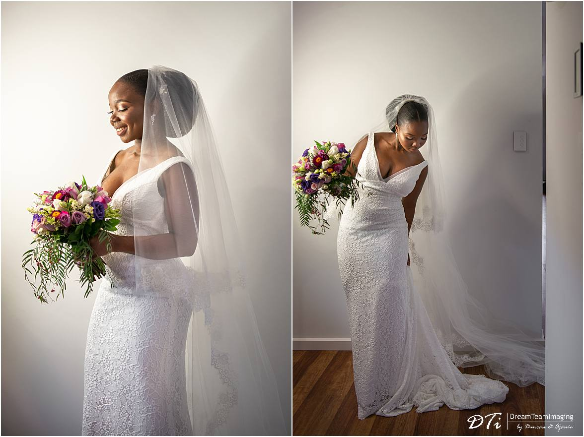 best Wedding photographers Adelaide, wedding details, bride getting ready, bridal robes, african brides adelaide