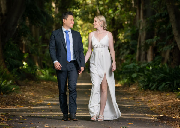 Adelaide botanic gardens weddings