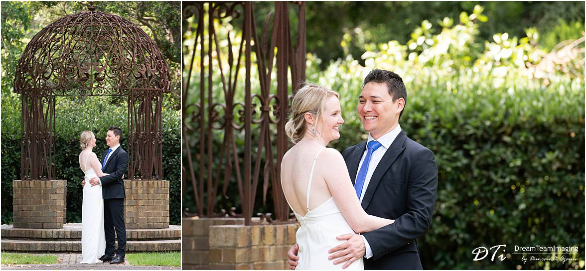Adelaide Botanic Garden Weddings