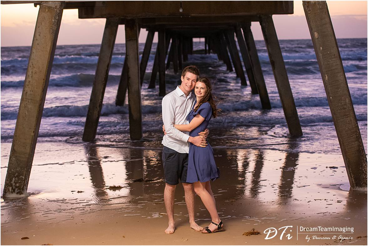 Glenelg beach pre wedding, DreamTeamImaging