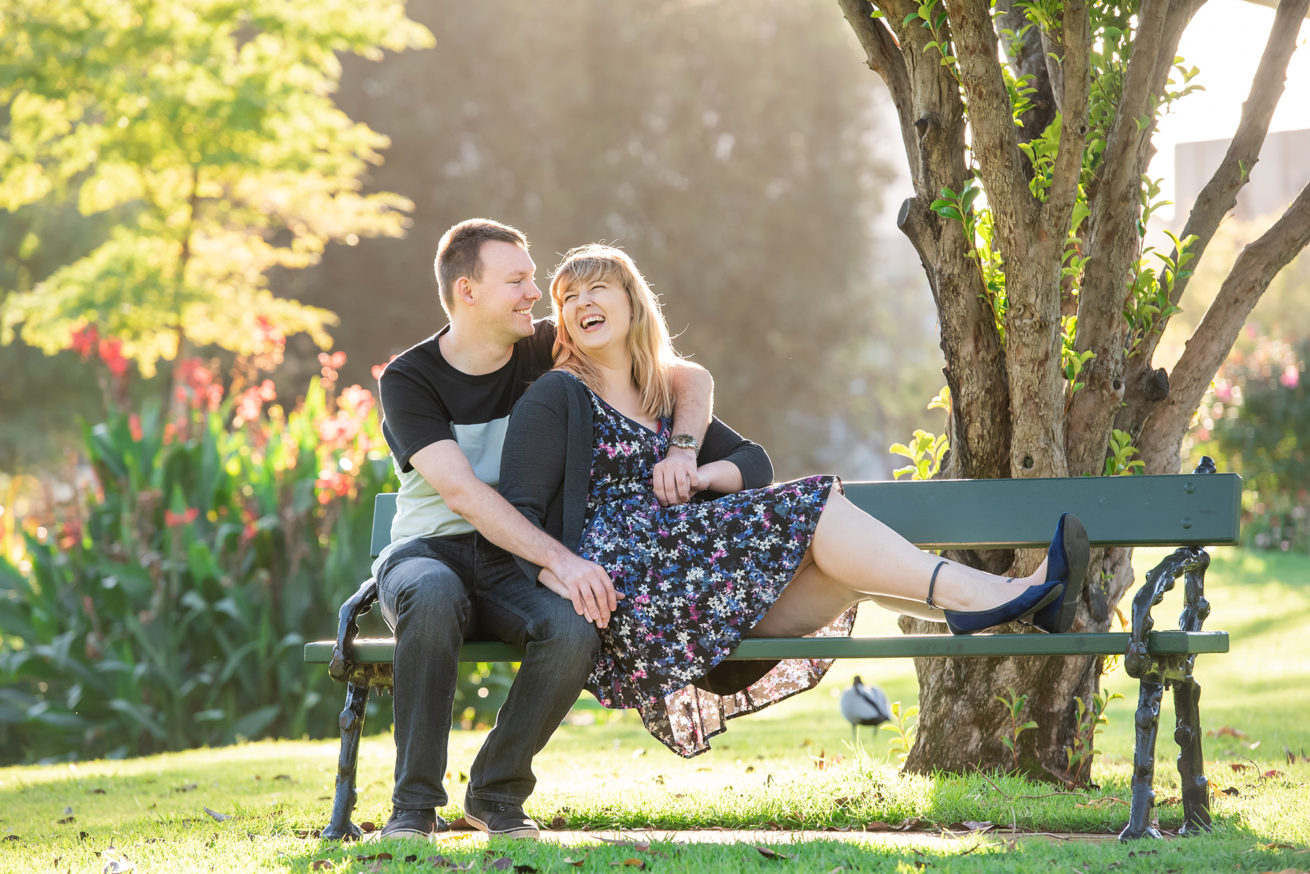 Veale gardens pre wedding adelaide