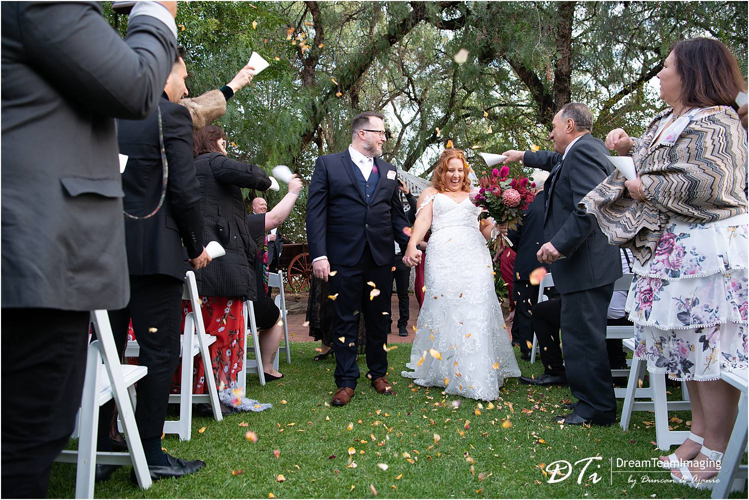 Sunnybrae Estate Wedding
