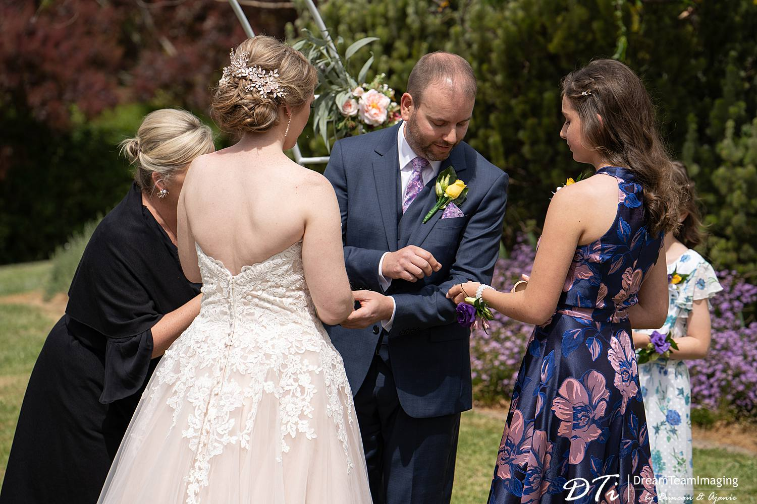 Littlewood Agapanthus Farm Wedding, Mount Osmond Golf Club wedding