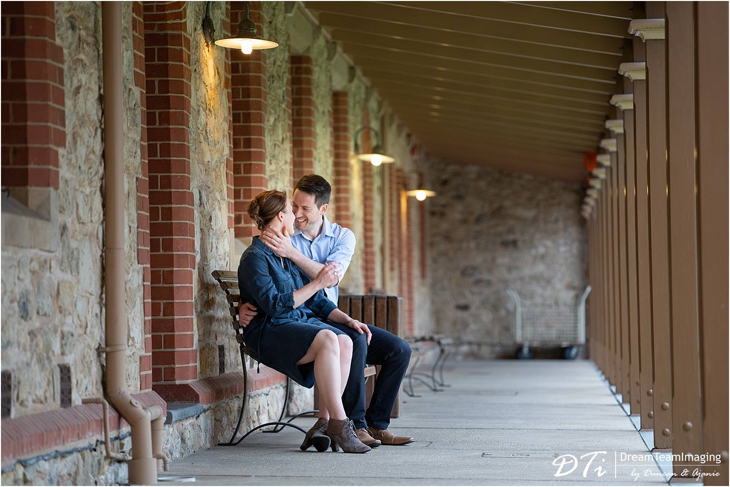 university of adelaide pre wedding, kate & aidan