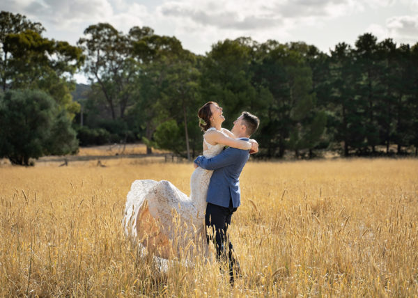 Nature Inspired Farm Wedding Adelaide