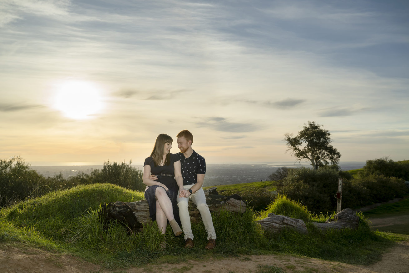 Mount Osmond pre wedding
