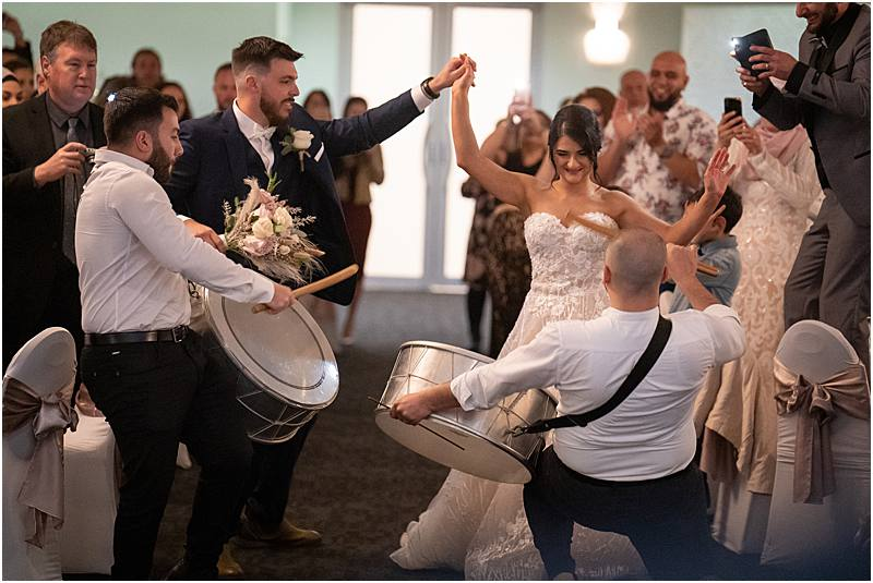 Lebanese wedding drums